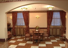 Commercial-Window-Treatments-Hospitality-Dining-Room