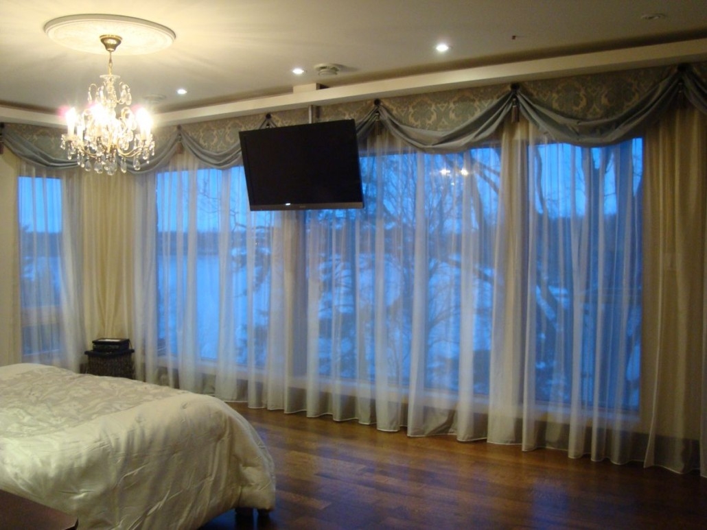 Bedroom Window Treatments Bedroom Drapery Elegant