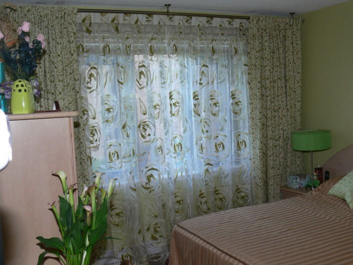 Bedroom Window Treatments | Bedroom Drapery | Elegant Drapery.ca