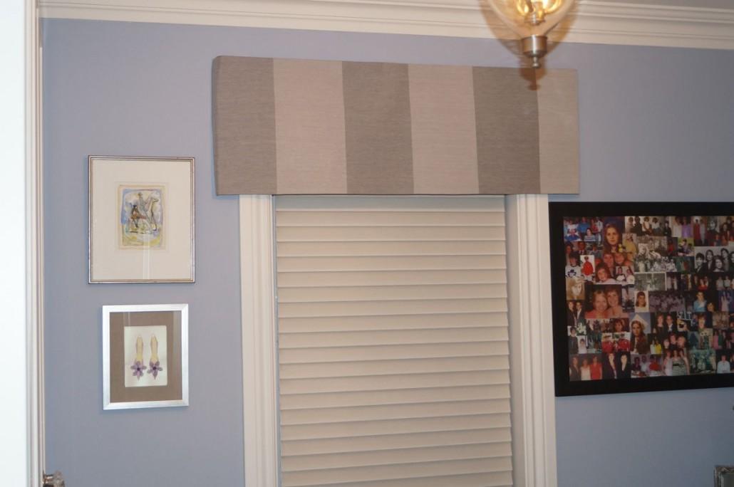 Beau Home Office Window Treatments