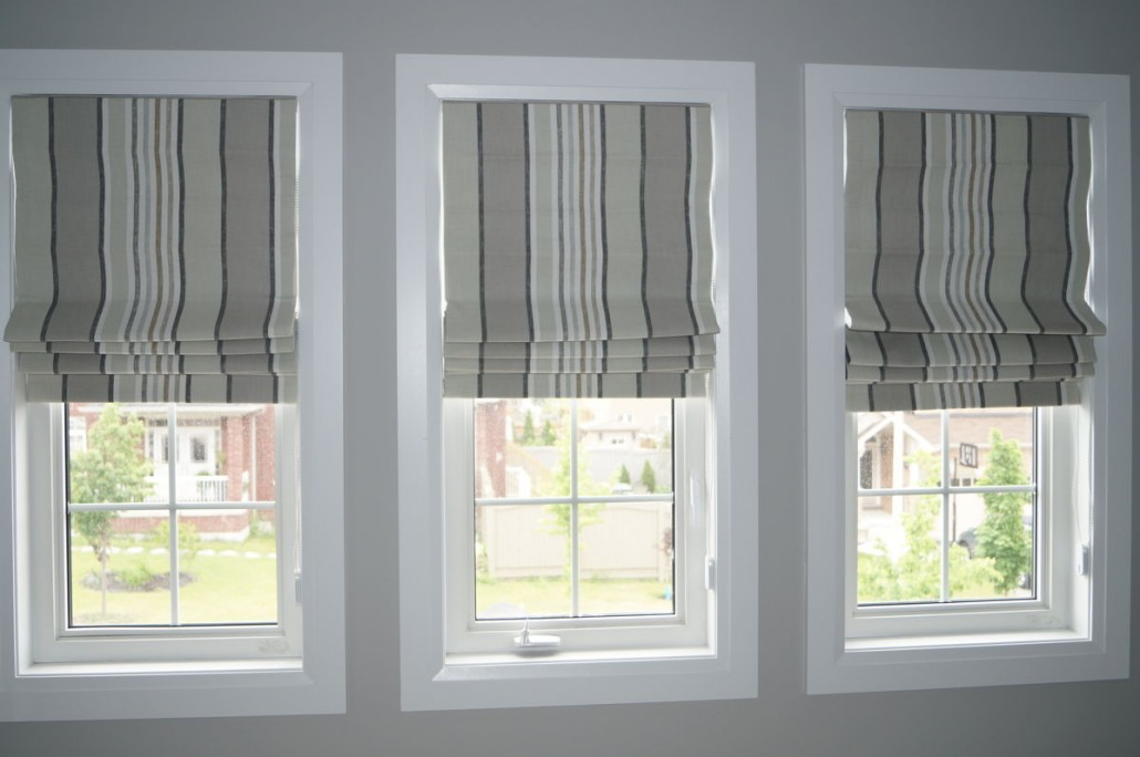 Office window treatments gta custom blinds elegant for Window shades for home