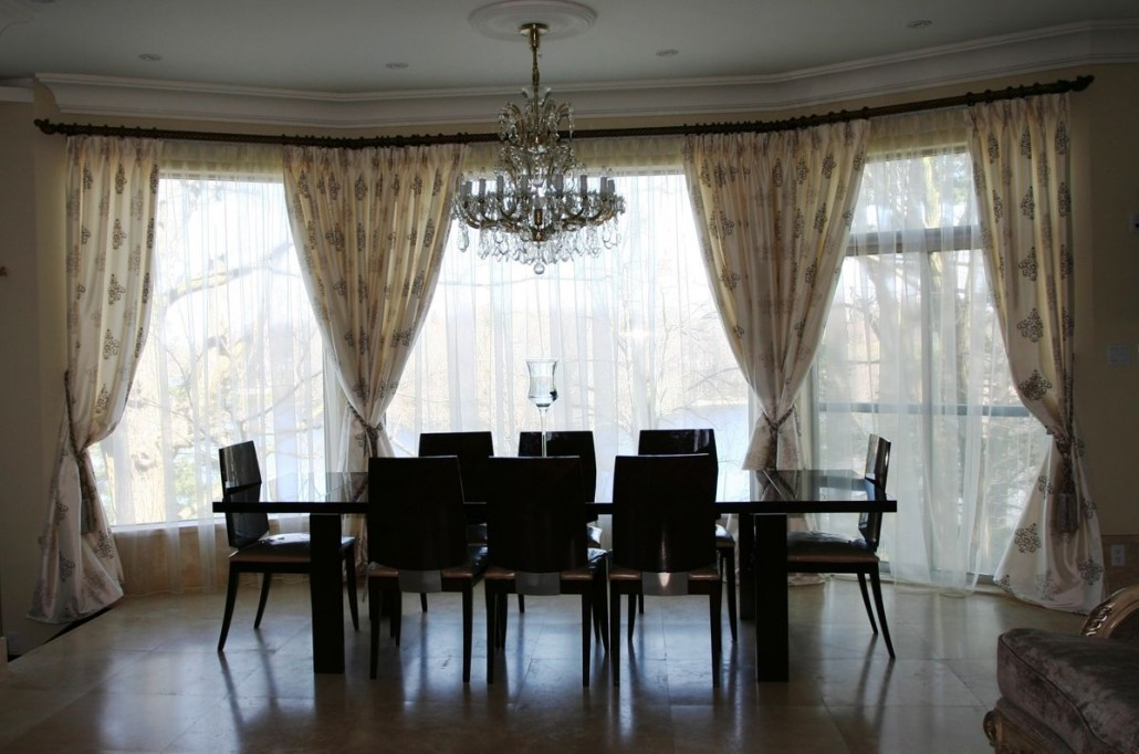 Kitchen Window Treatments Drapes And Shades Elegant Drapery Ca