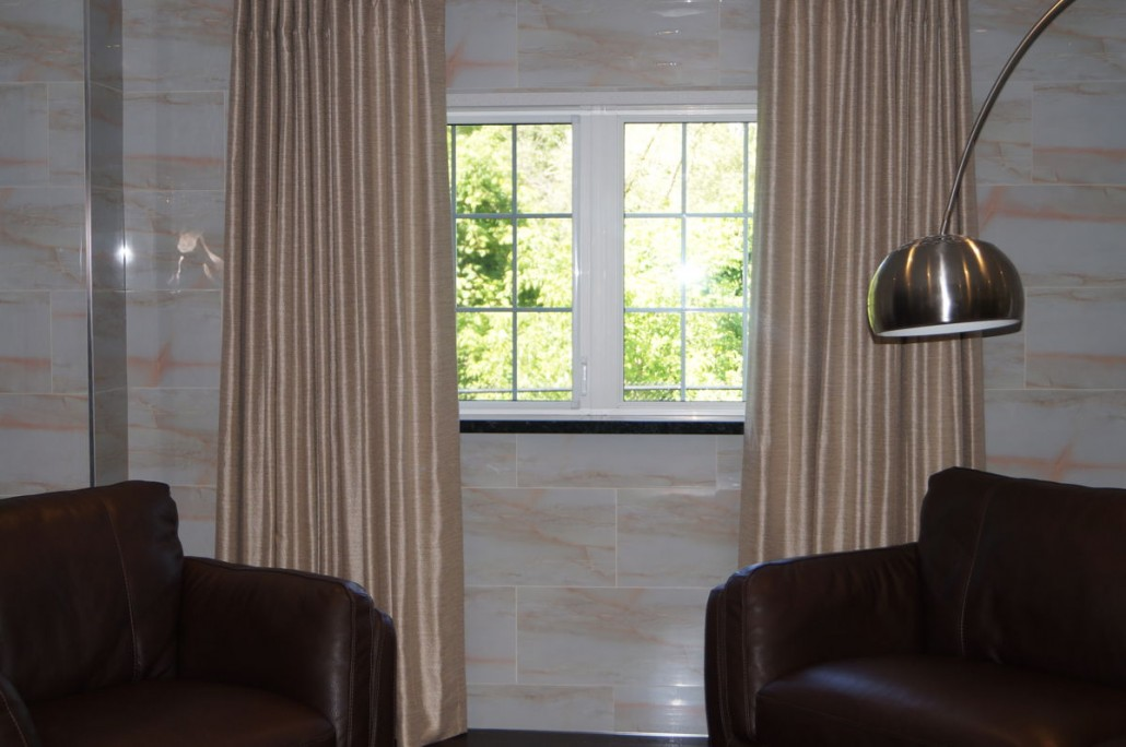 Living Room Window Coverings Custom Drapes