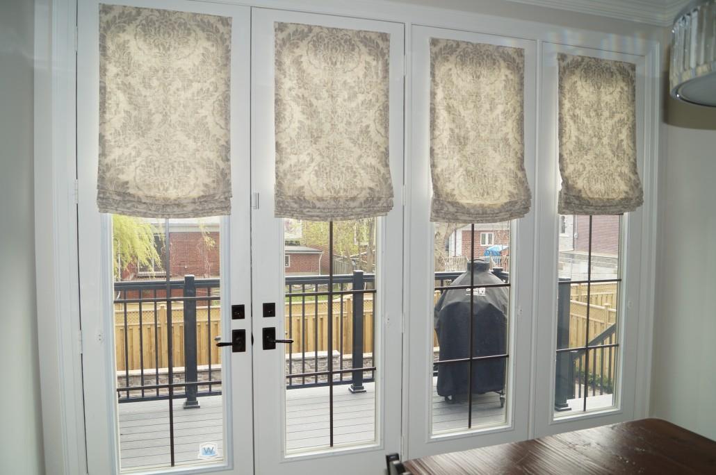 Kitchen Window Treatments Drapes And Shades Elegant