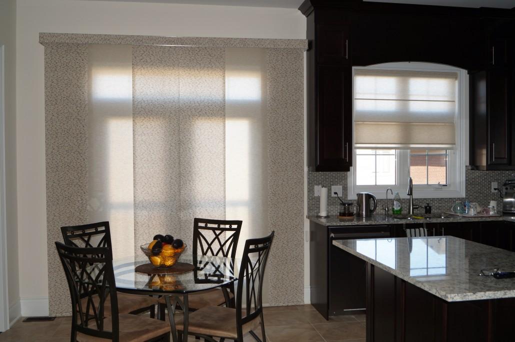 Kitchen Window Treatments | Drapes and Shades | Elegant ...